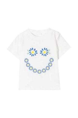 white newborn t-shirt  STELLA MCCARTNEY KIDS | 8 | 602597SQJE59100