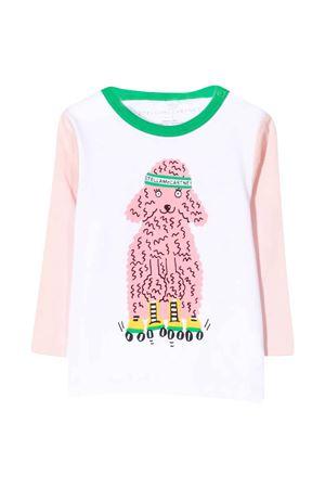 newborn white sweatshirt  STELLA MCCARTNEY KIDS | 8 | 602598SRJ849100