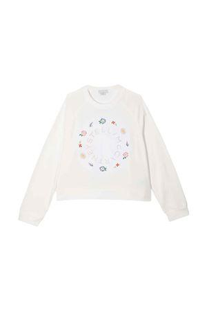 White newborn sweatshirt  STELLA MCCARTNEY KIDS   -108764232   602645SQJE79100