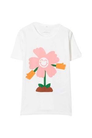 unisex white t-shirt  STELLA MCCARTNEY KIDS | 8 | 602652SRJ339100
