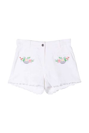 white shorts  STELLA MCCARTNEY KIDS   30   602729SQKB29000
