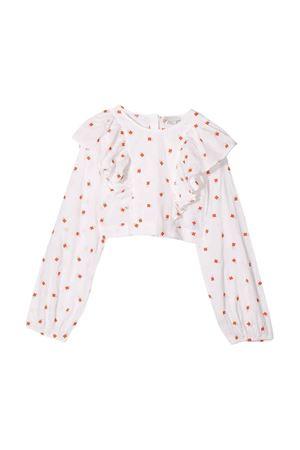 polka dot blouse  STELLA MCCARTNEY KIDS   40   602831SQK80H926