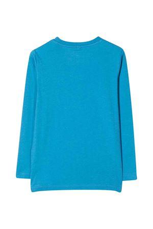 unisex light blue t-shirt  STELLA MCCARTNEY KIDS | 8 | 603012SRJ764205