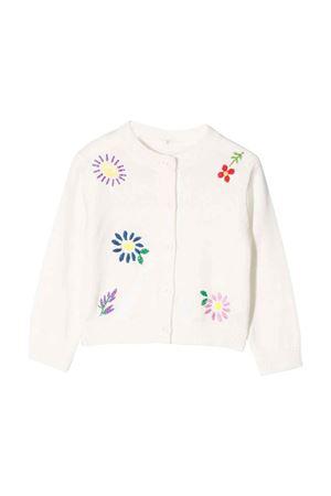 white cardigan STELLA MCCARTNEY KIDS | 39 | 603013SQM059100