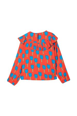 Blusa rossa bambina STELLA MCCARTNEY KIDS | 194462352 | 603304SRK11G600