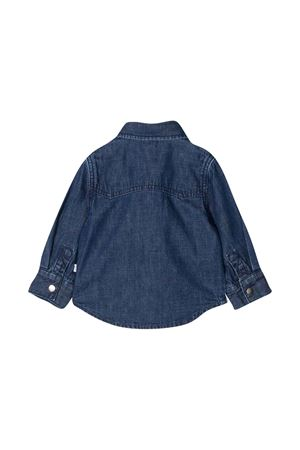 newborn denim shirt  STELLA MCCARTNEY KIDS | 5032334 | 603387SRK784054