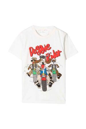 white t-shirt  STELLA MCCARTNEY KIDS   8   603419SRJE79100