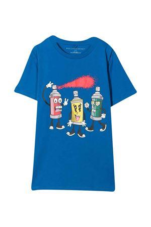 T-shirt blu bambino STELLA MCCARTNEY KIDS | 8 | 603419SRJF84011