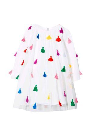 girl white dress  STELLA MCCARTNEY KIDS | 11 | 603423SRK27G942