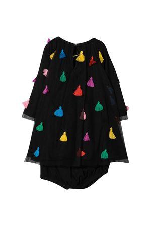 baby girl black dress  STELLA MCCARTNEY KIDS | 11 | 603423SRK28G119