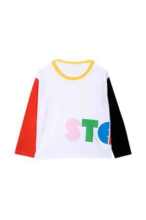 unisex white t-shirt  STELLA MCCARTNEY KIDS | 8 | 603439SRJ269000