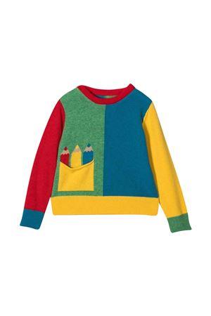 unisex multicolored sweater  STELLA MCCARTNEY KIDS | 7 | 603464SRM268490