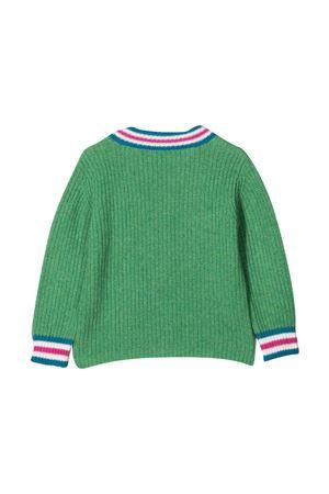 green cardigan  STELLA MCCARTNEY KIDS | 39 | 603467SRM273704
