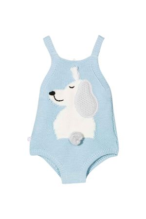 Body azzurro neonato STELLA MCCARTNEY KIDS | 32 | 603469SRM114210