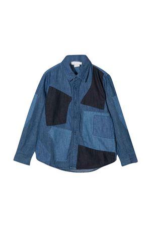 Blue denim shirt STELLA MCCARTNEY KIDS | 5032334 | 603512SRK964054