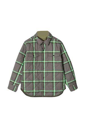 Green striped shirt STELLA MCCARTNEY KIDS | 5032334 | 603532SRK92G142