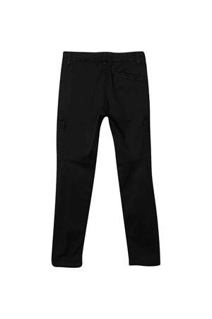 Pantaloni neri bambino STONE ISLAND JUNIOR | 9 | 751630311V0129