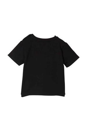 newborn black t-shirt  VERSACE | 8 | 10001011A013232B130