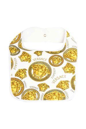 Bavaglino bianco/oro unisex VERSACE | 1901739980 | 10002971A011362W110