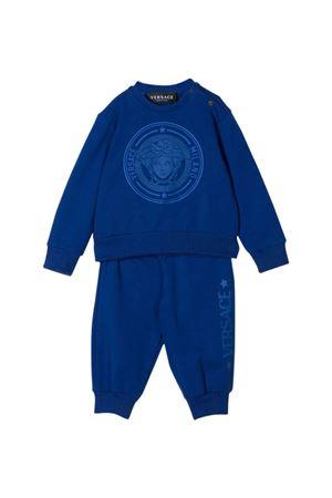 Blue jumpsuit set VERSACE   19   10006631A005522U690