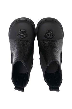 black boots VERSACE | 76 | 10009561A006631B000
