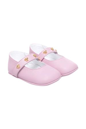 newborn pink ballet flats  VERSACE | 12 | 10011871A002011P33V