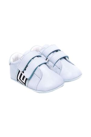 baby girl blue shoes  VERSACE | 12 | 10015021A002221V040
