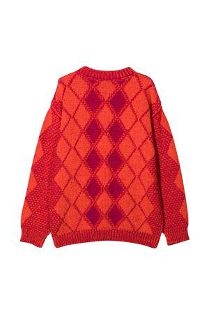 Maglione rosso unisex VERSACE | 7 | 10016701A013082O170