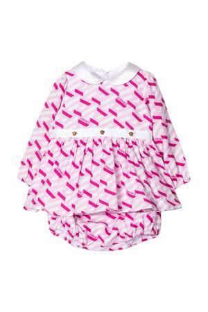 Abito neonata fucsia e rosa VERSACE | 11 | 10025881A018935P150