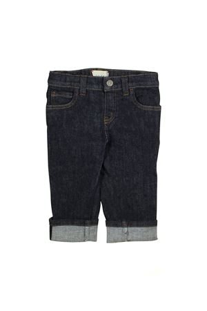 BLUE JEANS GUCCI KIDS WITH RED AND GREEN DETAIL GUCCI KIDS | 9 | 475620XR2244164