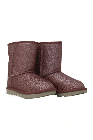 PINK GLITTER BOOTS BY UGG UGG | 12 | 1098491KPINK
