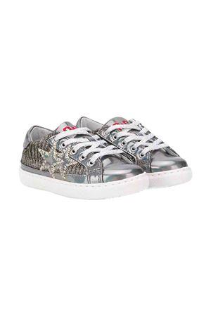 Silver teen sneakers 2Star kids 2Star kids | 12 | 2SB1525GRIGIOT