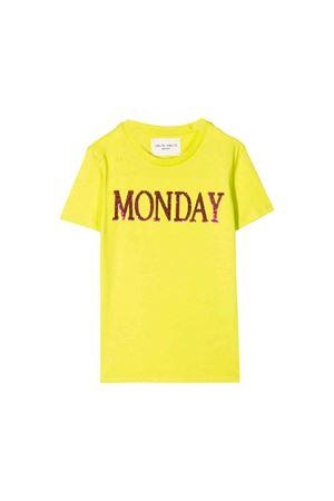 Alberta Ferretti kids yellow T-shirt  Alberta ferretti kids | 8 | 020303020