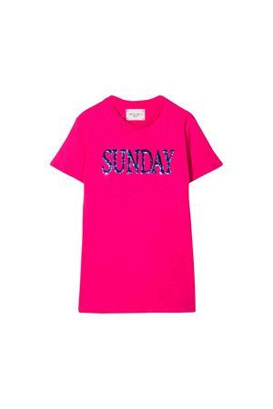 T-shirt fucsia Alberta Ferretti kids teen Alberta ferretti kids | 8 | 020303044T