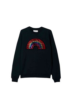 Alberta Ferretti kids teen black sweatshirt Alberta ferretti kids | 7 | 020306060T