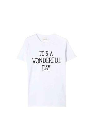 T-shirt bianca bambina Alberta Ferretti kids Alberta ferretti kids | 8 | 020316002