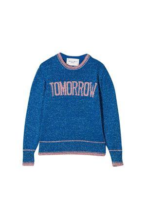 Blue sweater Alberta Ferretti kids Alberta ferretti kids | 7 | 020318061