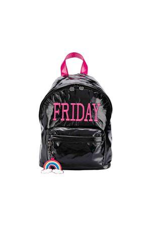 Alberta Ferretti kids black backpack  Alberta ferretti kids | 279895521 | 020748110