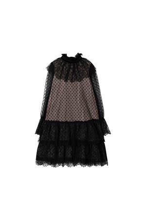 Black dress Alberta Ferretti kids teen  Alberta ferretti kids | 11 | 021369110T