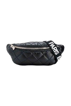 Black Balmain baby pouch bag BALMAIN KIDS | -962723037 | 6L0648LB320930