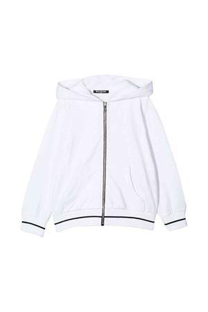 Balmain kids white kids sweatshirt  BALMAIN KIDS | -108764232 | 6L4500LC930100