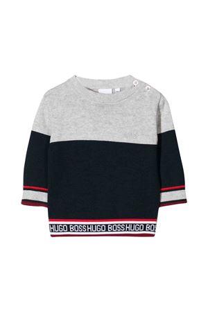 Pullover bicolore Boss kids BOSS KIDS   -1384759495   J05730M68
