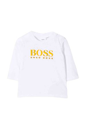 Boss kids newborn white sweater  BOSS KIDS | 8 | J0573910B
