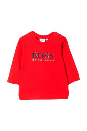 Boss kids red baby sweater  BOSS KIDS | 8 | J0573997E