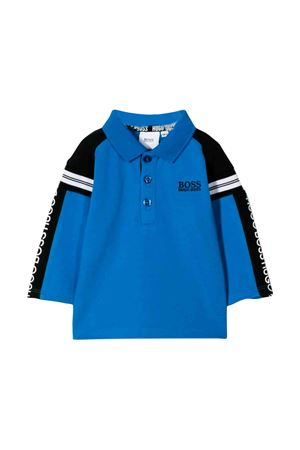 Boss kids blue polo shirt BOSS KIDS | 2 | J05748869