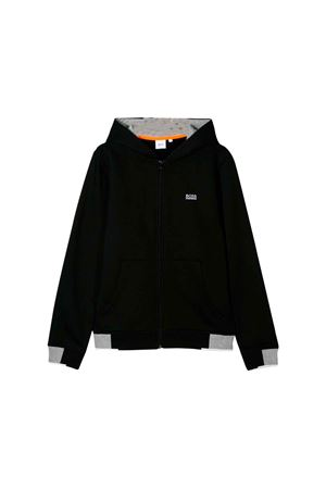 Boss Kids black sweatshirt  BOSS KIDS | 39 | J25E5309B