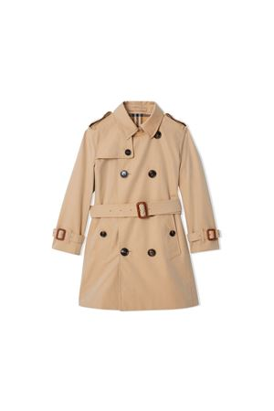 TRENCH BEIGE BAMBINA BURBERRY KIDS BURBERRY KIDS | 1463385353 | 8001162A1366
