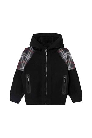 Burberry kids black jacket  BURBERRY KIDS | 13 | 8011051A1189