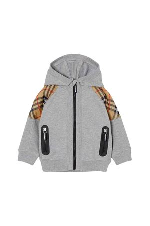 Burberry kids gray jacket  BURBERRY KIDS | 3 | 8011053A1216