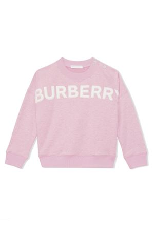 PINK SWEATER GIRL BURBERRY KIDS  BURBERRY KIDS | -108764232 | 8011809A7121